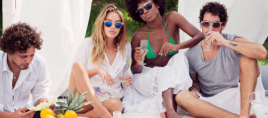 Disfrutar, sentir, comer, bailar, nadar y, al final, dormir en Ibiza