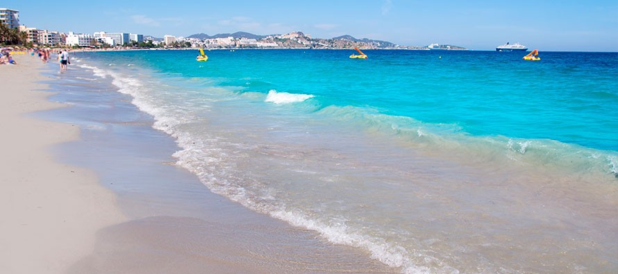 Playas de Ibiza: El paraíso inevitable