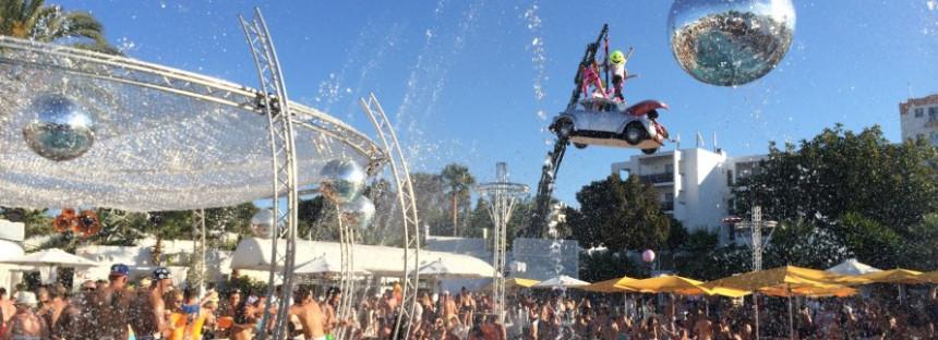 Ocean Beach Club: the perfect mix on Ibiza
