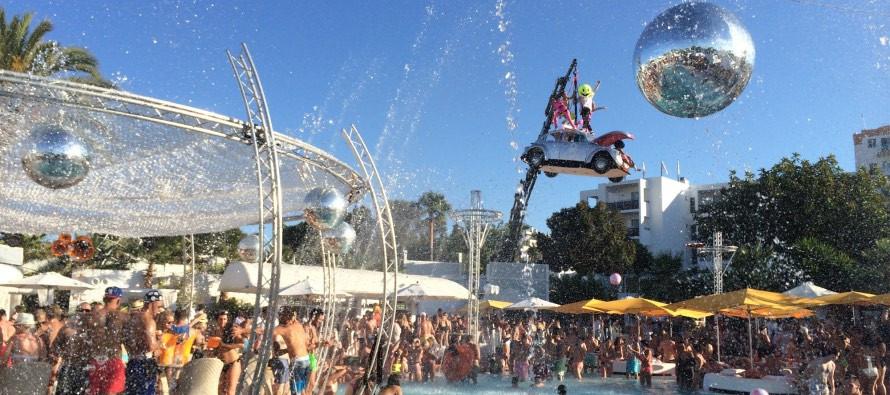 Ocean Beach Club The Perfect Mix On Ibiza