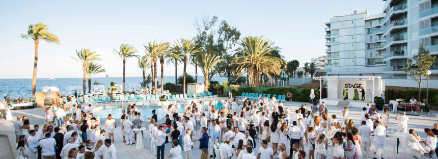 White Party en Hotel New Algarb Ibiza