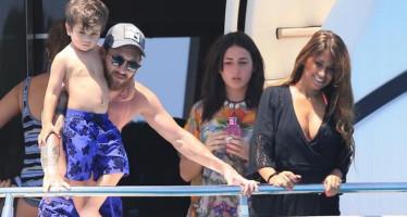 Ibiza. Island of celebrities and sports stars