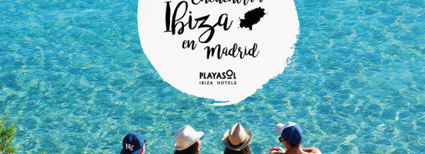 Ibiza gets love from Madrid