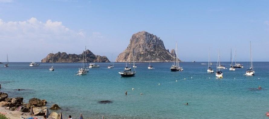 Cala d'Hort. Foto: Ibiza Travel