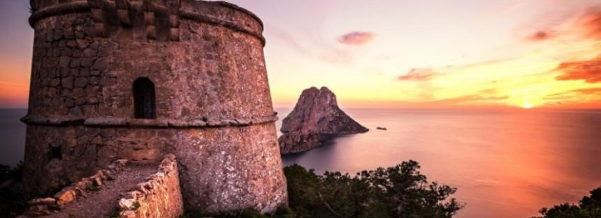 Puestas de sol secretas de Ibiza