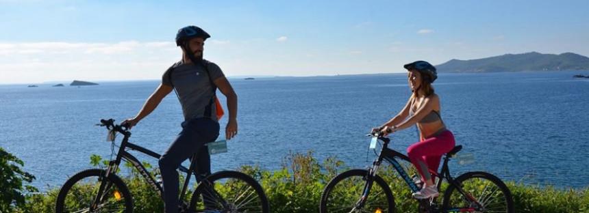 Amantes de las bicicletas: ¡Ibiza os espera este invierno!