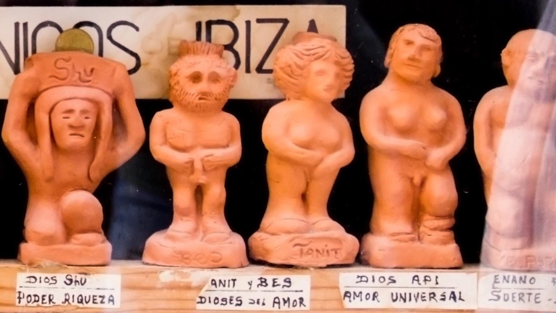 Dioses de Ibiza