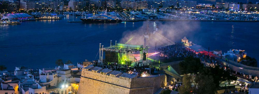 Electronic music festivals that you should not miss this summer in Ibiza