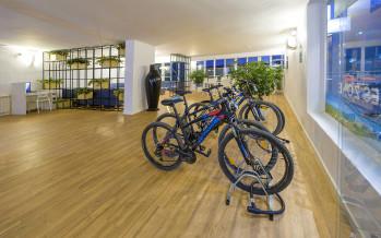 Marítimo, único hotel 'Bikefriendly' en Ibiza