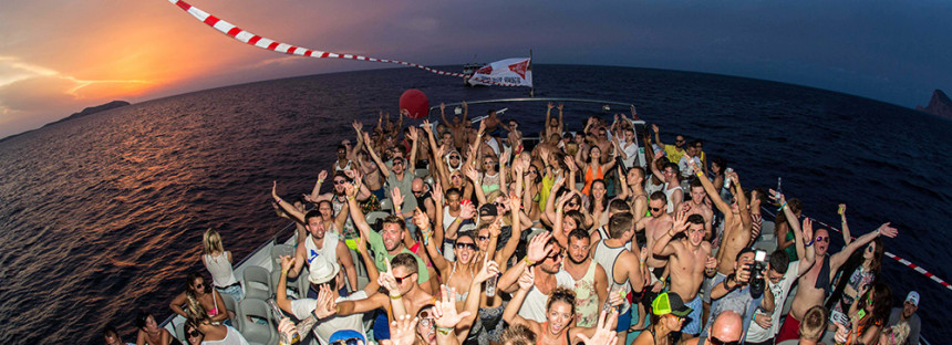 Float Your Boat regresa con su barco semanal Cream Ibiza