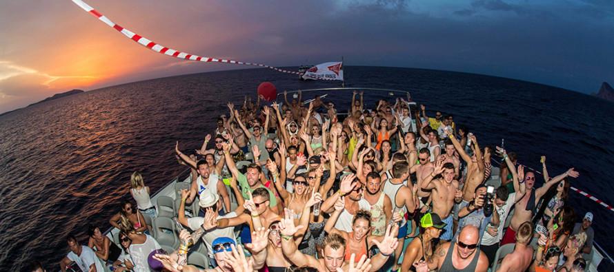 Float Your Boat regresa con su barco semanal Cream Ibiza