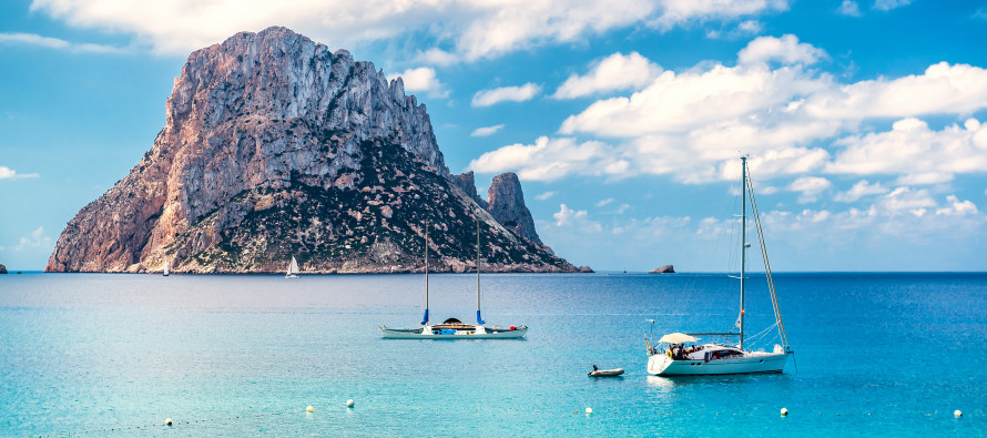 'Es Vedrá' island, a magical place in Ibiza