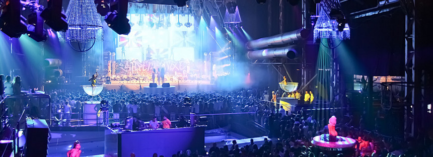 Privilege Ibiza: The world's biggest nightclub