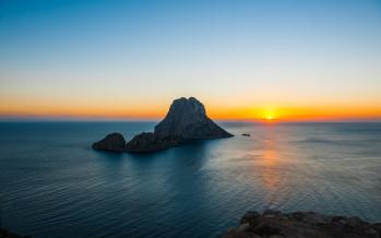 Los atardeceres más espectaculares en Ibiza