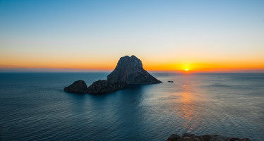 The most amazing sunsets in Ibiza