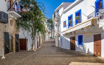 Otoño, una estación mágica en Ibiza
