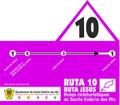 Ruta 10: ciclismo Ibiza