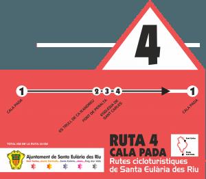 Ruta 4: Ciclismo Ibiza
