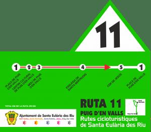 ruta 11: Ciclismo Ibiza