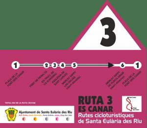 ruta 3: Ciclismo Ibiza
