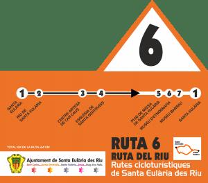 Ruta 6: ciclismo Ibiza