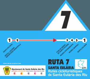 Ruta 7: Ciclismo Ibiza