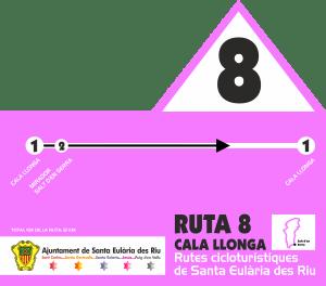 ruta 8: Cilcismo Ibiza