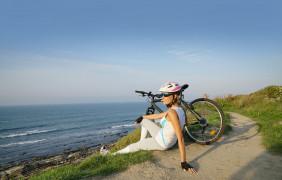Rutas ciclistas que harán que te enamores de Santa Eulalia, Ibiza