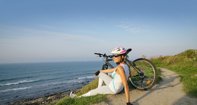 Cycling routes that will make you fall in love with Santa Eulalia, Ibiza