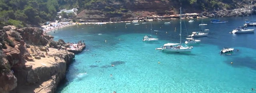 Ibiza and its beaches, protagonists also on Instagram
