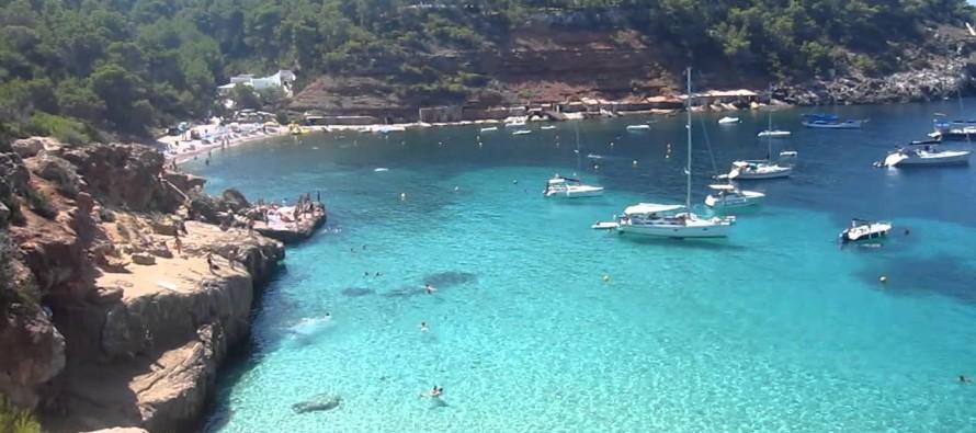 Ibiza y sus playas, protagonistas también en Instagram