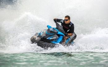 Deportes acuáticos y adrenalina en Ibiza