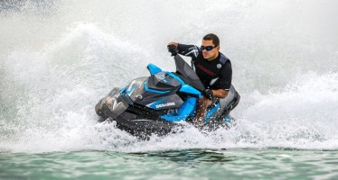 Water sports and adrenaline in Ibiza