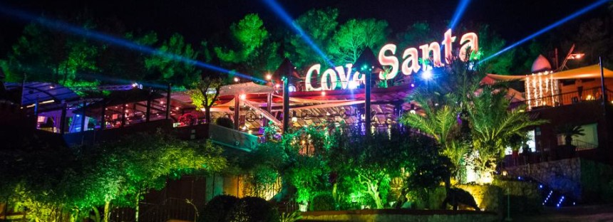 Cova Santa Ibiza, the hidden gem of the island