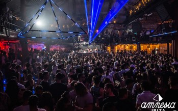 Amnesia Ibiza se prepara para su Closing Party