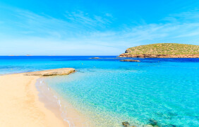 "Ibiza, the ""Caribbean of the Mediterranean"""