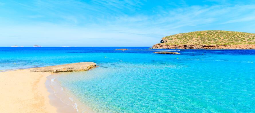 """Ibiza, el """"Caribe del Mediterráneo"""""""
