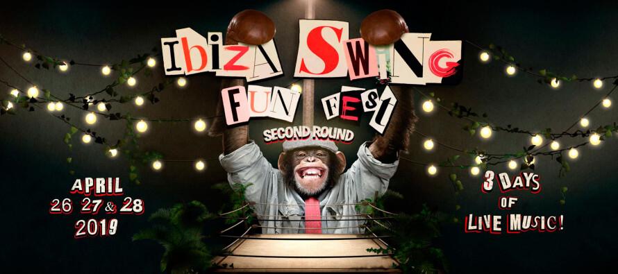 La versión más canalla de la isla en el Ibiza Swing Fun Fest